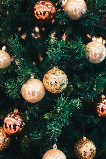 3 clichés voor onder de kerstboom