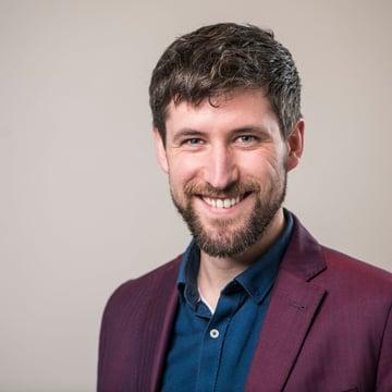Nieuw in Bewegin: operationeel directeur Alexander Pronk