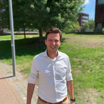 De ontwikkelpower van Jasper Claassens, talentmanager bij Bewegin