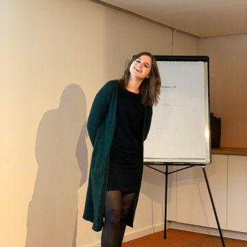 Nieuw in Bewegin: Mirna Korteweg