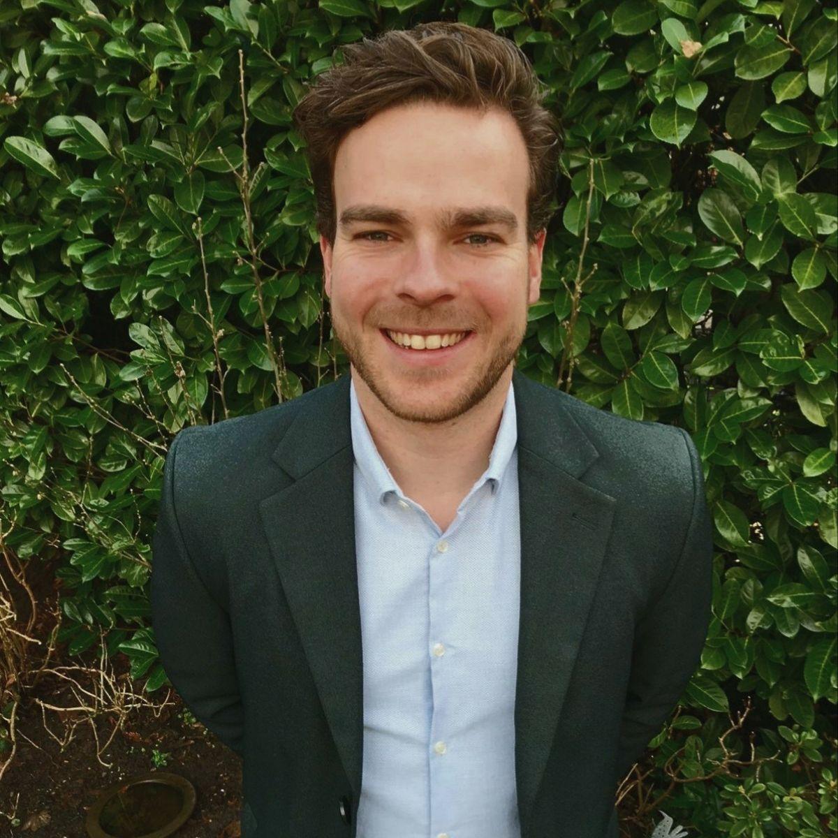 Nieuwe uitdagingen: Wouter vertelt over zijn consultancy kickstart